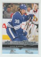 (70446) 2014-15 UPPER DECK YOUNG GUNS GREG McKEGG #246 RC