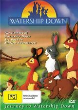 JOURNEY TO WATERSHIP DOWN - CLASSIC KIDS TITLE - NEW DVD FREE LOCAL POST