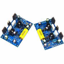 1 paar Montiert K851 100W FET MOS stereo DIY HIFI AMP Verstärkerplatine