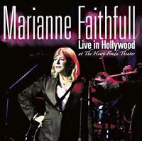 Marianne Faithfull - Live In Hollywood - earMUSIC (NEW CD)