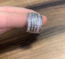 Park Lane Diamante Ring Size 5