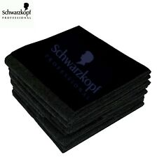 schwarzkopf professional 100% Pure Cotton towels beauty salon hair towel set X5