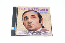 CHARLES AZNAVOUR LES COMEDIENS CD A8585