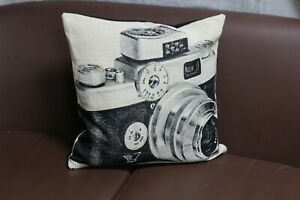 Modern Art Cushion Case Cover 45X 45CM - additional any text or photo - CAMERA