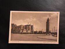 AK- Magdeburg - Stadthalle und Turm