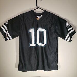 DeSean Jackson #10 Black Philadelphia Eagles Jersey Youth size XXL 18