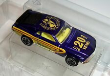 """""""MATCHBOX"""" 1970 FORD BOSS MUSTANG SOUTH JERSEY MUSTANG CLUB 20 YEARS PROMO MIB"""
