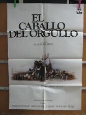 1613    EL CABALLO DEL ORGULLO CLAUDE CHABROL