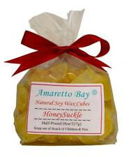 Honeysuckle Soy Candle Wax Melts - 8 OZ  Bag  - 16 Wax Disk Pieces Wax Tarts