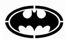 "Batman Large Stencil Template Airbrush Paint 5 1/4"" X 9 1/2"""