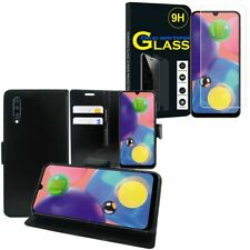 """Samsung Galaxy A70S 6.7 """" Case Cover Glass Tempered Glass Screen Protector"""