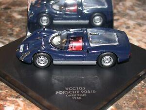 Véhicule  miniature  VOITURE 1 / 43  PORSCHE 906/6 1966 VITESSE