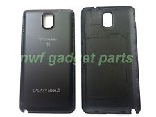 OEM Samsung Galaxy Note 3 N900R Battery Back Cover+S/P (US Cellular)~BLACK US-FL