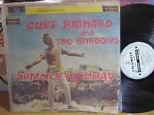 CLIFF RICHARD & THE SHADOWS SUMMER HOLIDAY LP VINYL RECORD VINYL STEREO