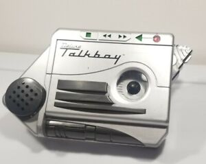 Vintage 1992 Tiger Electronics Home Alone 2 Deluxe Talkboy Tape Player/Recorder