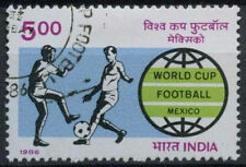 Football Indian Stamps (1947-Now)
