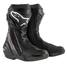Motorcycle Boots alpinestars Supertech R Mod. 2015 Size:43 Black