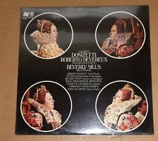 BEVERLY SILLS - DONIZETTI Roberto Devereux (excerpts) - ABC/ATS 20008 SEALED