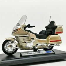 Welly 1:18 HONDA Gold Wing Motorcycle Bike Model Toy New In Box