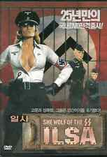 SHE WOLF OF THE SS ILSA   NEW  DVD