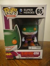 NEW in Box Super Heroes Funko Pop Vinyl Toy Loot Crate The Joker Batman-Batman