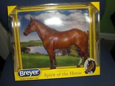 Breyer Thoroughbred 2013 Spirit of the Horse  Chestnut NEW