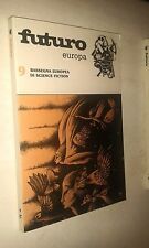 FUTURO EUROPA #  9 RASSEGNA EUROPEA SCIENCE FICTION - PERSEO LIBRI