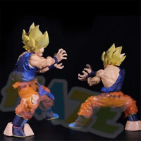 "Anime Dragon Ball Z SUPER SAIYAN Son Goku 8"" PVC Action Figure Statue Model Toy"