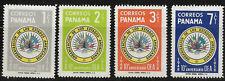 Panama, MH, #414 - #417, Organization of American States, CV = $4.30