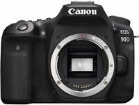 Canon 90D Digital SLR Camera (Body Only)