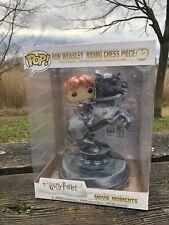 Ron Weasley Riding Chess Piece Funko Pop #82