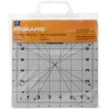 "Self Healing Rotating Cutting Mat 8"" x 8""  Fiskars 1625"