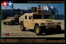 Tamiya 1/48 Hummer Véhicule Utilitaire avec Lance-grenades # 32567