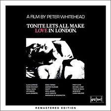 Various Performers : Tonite Let's All Make Love in London CD (2017) ***NEW***