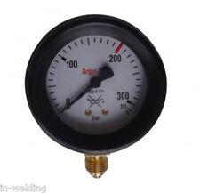 Manometer für Argon/CO2 Druckminderer ArR-78 bis 315 Bar