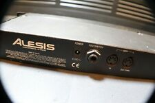 Alesis MicroVerb 4 Digital Reverb Effects (18 Bit Processor) No Power Cord -Used