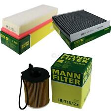 MANN-FILTER Set Citroën Berlingo Mf 1.6 HDI 90 110 Box M_75 Peugeot