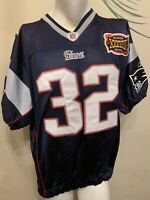 Antowain Smith  Authentic Super Bowl XXXVIII New England Patriots NFL Jersey