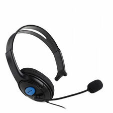Cuffie blu per videogiochi e console