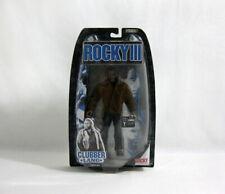 NEW 2007 Rocky Balboa ✧ Clubber Lang ✧ Jakks Pacific Figure MOC