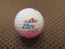 LOGO GOLF BALL-LABATT BLUE LIGHT BEER....