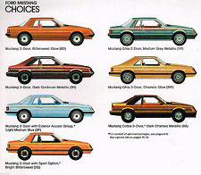 repair manuals   literature for 1980 ford mustang ebay 2011 Ford Mustang 2012 Ford Mustang