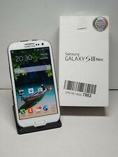 Samsung Galaxy SIII Neo (GT-I9301|) 4,8 Zoll Full HD 16GB 8MP Kamera Android