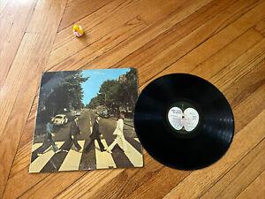 "The Beatles ""ABBEY ROAD"" Vinyl Album! (SO-383)"