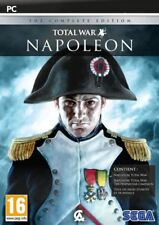 NAPOLEON TOTAL WAR THE COMPLETE EDITION PC GAME