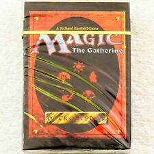 MTG: 4th EDITION Factory Sealed Tournament Pack/Starter Deck from Box - English