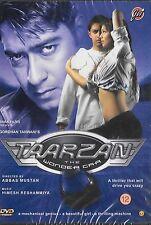 TARZAN THE WONDER CAR - AJAY DEVGUN - AYESHA TAKIA - NEW BOLLYWOOD DVD