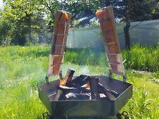 Best-Grill 2Set Flammlachsbrett Räucherbrett Lachsbrett Tundra Grill 54cm x 17cm