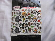 Disney Trading Pins 109143 Cute Star Wars Stylized Mystery Pouch