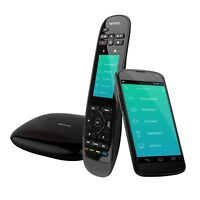Logitech Harmony Ultimate Touch Remote w/ Closed Cabinet Control - 915-000201